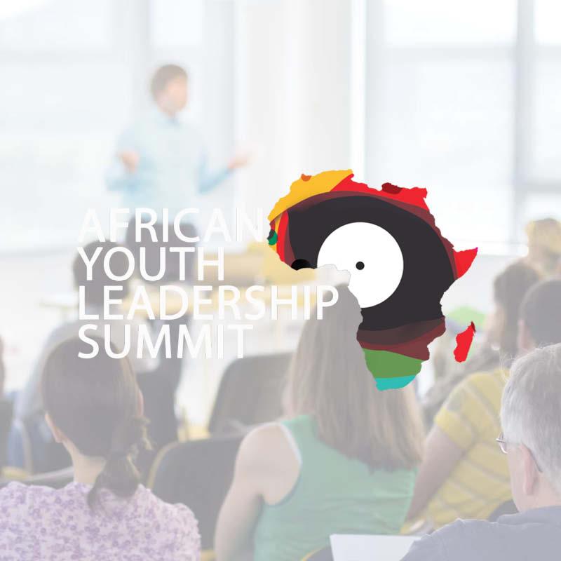 African Youth Leadership Summit logo