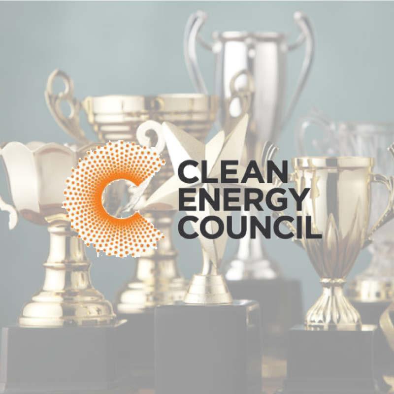 Clean Energy Council Awards