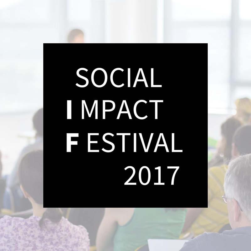 social impact festival logo